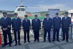 Dnem otevřených dveří a vyhlídkovými jízdami 11. září 2021 oslavila brněnská lodní doprava na Brněnské přehradě 75 let.
