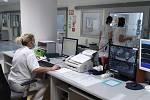 Jednotka intenzivní péče anesteziologicko-resuscitační kliniky nemocnice u sv. Anny. Ilustrační foto.