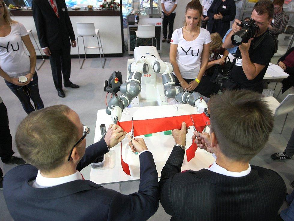 Sedmapadesátý ročník strojírenského veletrhu zve do Brna na mnoho zajímavých expozic.