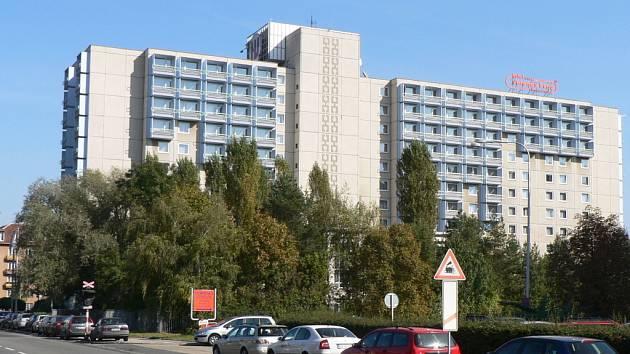 Hotel Voroněž.