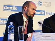 Petr Chládek, ředitel Jihomoravského inovačního centra.