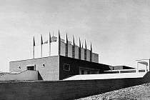 Ernst/Arnošt/ Wiesner, Krematorium, 1925–1930, Brno, Jihlavská 1.