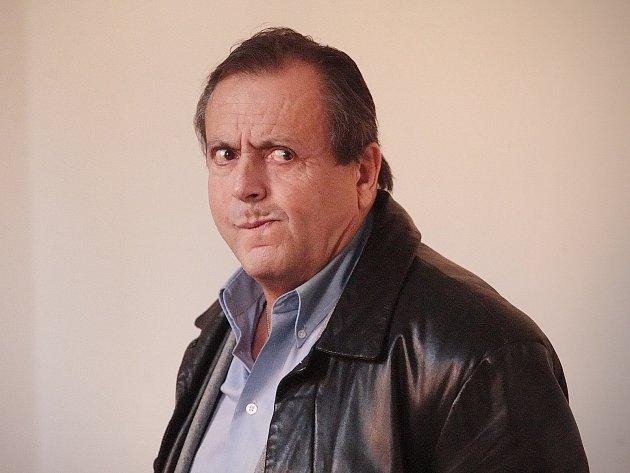 Bývalý náměstek brněnského primátora a bývalý místostarosta městské části Brno-jih Radomír Jonáš.
