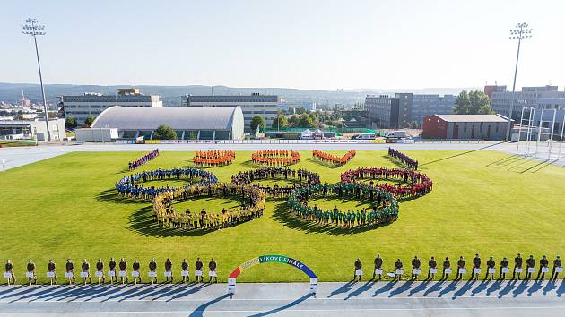 V Brně se uskutečnilo republikové finále Odznaku všestrannosti, jehož se zúčastnilo 584 dětí.