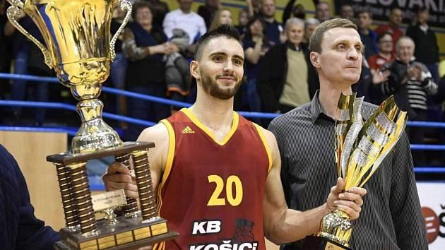 Richard Körner hrál dosud pouze za slovenské kluby.