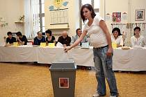 Volby 2010. Ilustrační fotografie.