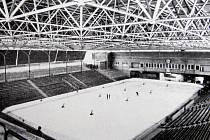 Zimní stadion za Lužánkami - z archivu