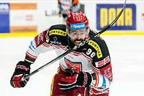 Hokejista Richard Jarůšek.