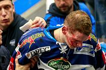 Jakub Krejčík se zranil ve svém prvním zápase za brněnskou Kometu. Na play-off byl zpět.