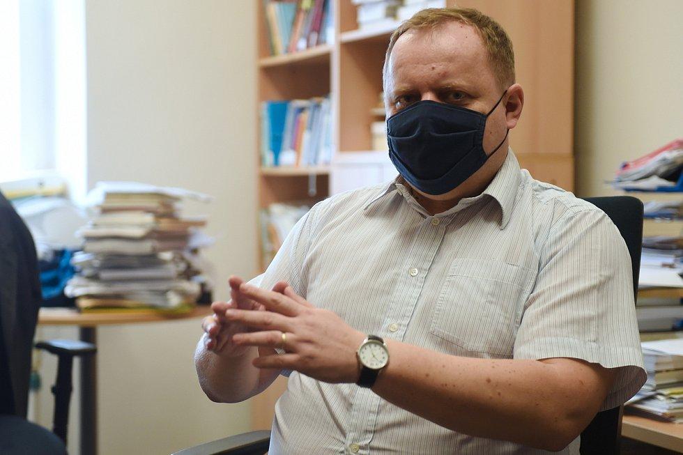 Jakub Šedo, politolog z brněnské Masarykovy univerzity.