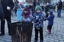Na brněnském hradě Špilberk se konala tradiční akce pro rodiny s dětmi Kašpárkovy Vánoce. Návštěvníci viděli divadelní představení, opékali si buřty, děti se bavily v tvořivých dílnách.