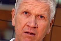 Miroslav Čada v Brně trénoval dvanáct let.