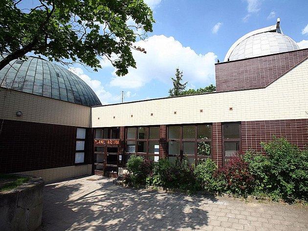 Hvězdárna a planetárium Mikuláše Koperníka v Brně.
