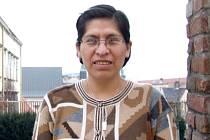 sestra Francisca z Peru