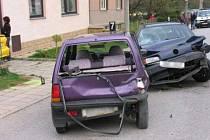 Nehoda v Mokré - Horákov