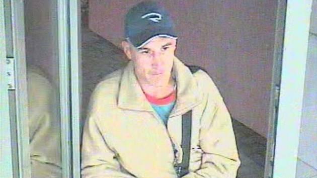Neznámý pachatel, který kradl ve firmě PS Brno