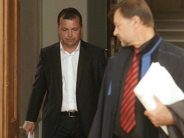 Robert Gottwald u Krajského soudu v Brně.