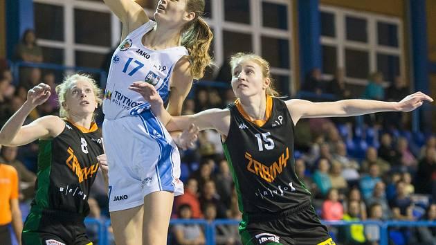 Příprava byla fyzicky i psychicky náročná, říká debutantka na Eurobasket