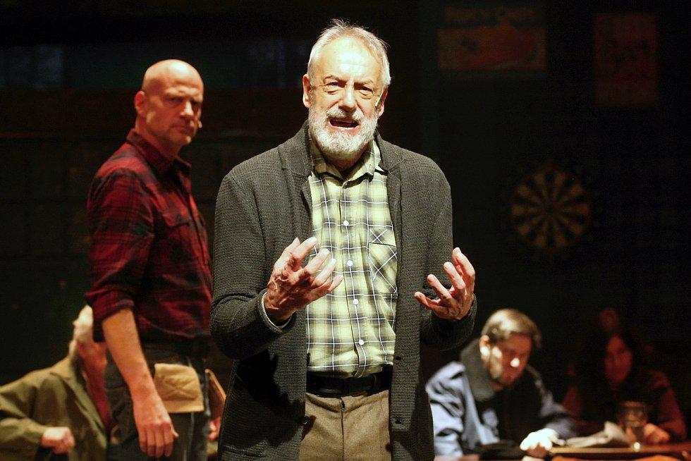 Městské divadlo Brno v sobotu uvede premiéru Stingova muzikálu Poslední loď.