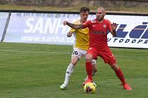 Fotbalisté Zbrojovky jsou zatím v jarní části sezony o krok napřed před svými soupeři.