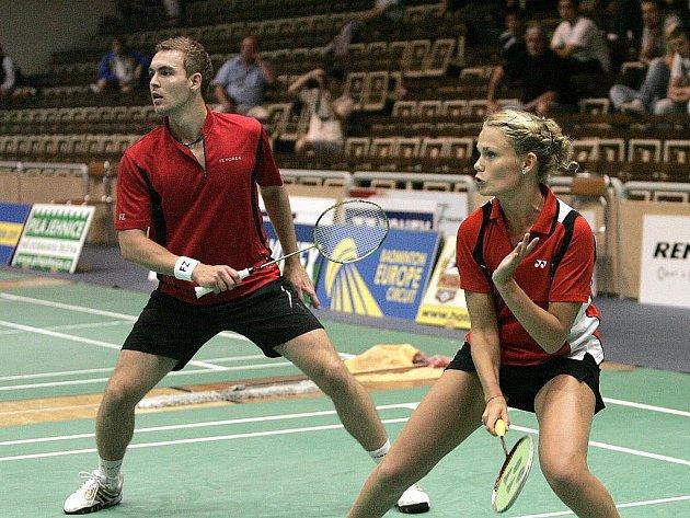 Mezinárodní mistrovství ČR v badmintonu 2009 - ilustrační fotografie.
