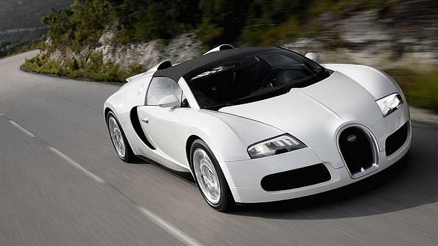Bugatti Veyron 16,4.