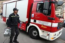 Nový hasičský pomocník - Sněhurka