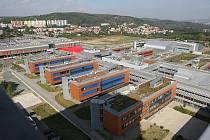 Kampus Masarykovy univerzity v brněnských Bohunicích.
