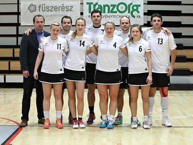 Brněnští korfbalisté.