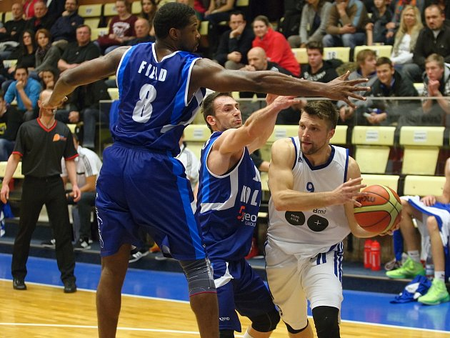 Basketbalisté Mmcité Brno prohráli s Kolínem.