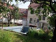 Dům v brněnských Řečkovicích, kde žily týrané ženy.