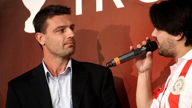 René Wagner patří mezi velké osobnosti brněnského fotbalu.