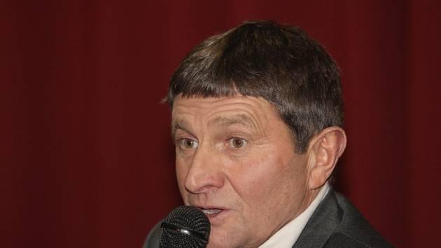 Do brněnského klubu Šelepova no. 1 zavítal legendární žokej Josef Váňa.