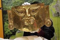 V brněnském hradě Špilberk se připravuje výstava Zlato Inků.