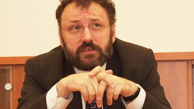 Jiří Zlatuška.