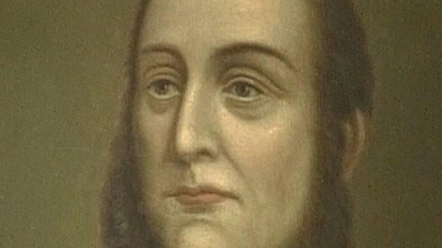 Dobový portrét Václava Babinského
