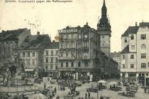 Brno ve starých fotografiích a na pohlednicích.