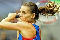 Tenistka Iveta Benešová.