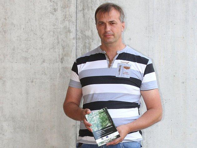 Přírodovědec Karel Klem z Centra výzkumu globální změny Akademie věd v Brně.