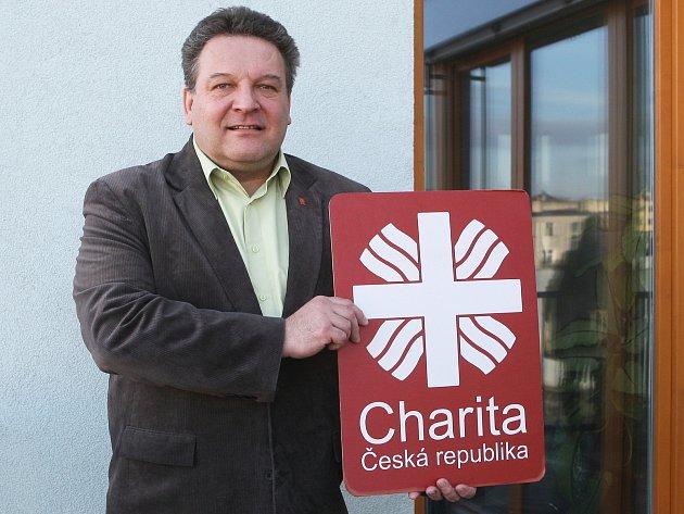 Z projektanta ropných zařízení se stal vedoucím největší charitativní organizace na jižní Moravě. Oldřich Haičman vede Diecézní charitu Brno už víc než dvě desetiletí.