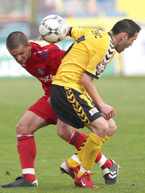 Karel Večeřa Brno a  Kerič Andrej Liberec