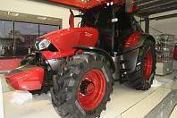 Firma Zetor, tradiční brněnský výrobce traktorů. Ilustrační foto.