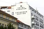 Brněnský hotel Passage