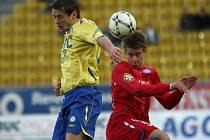 Brněnští fotbalisté mohou nadále snít sen o evropských pohárech. V neděli navázali na skvělý výkon proti Slavii a vyhráli na horké teplické půdě 1:0.
