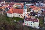 Fara ve Vranově nad Dyjí vyhrála 1. místo.