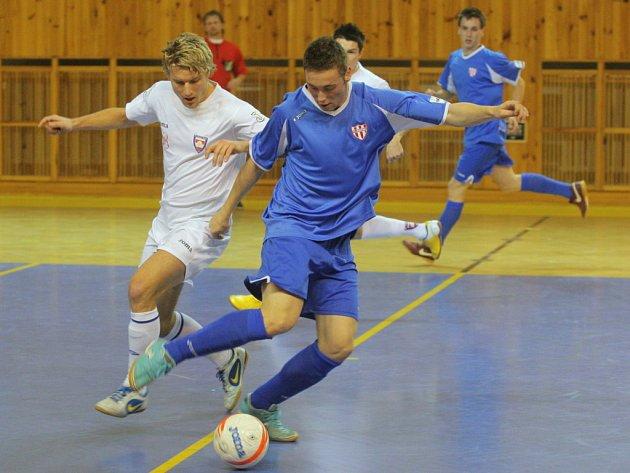 Futsalisté brněnského Tanga.