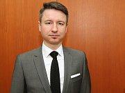 Ředitel brněnského Národního divadla Martin Glaser.