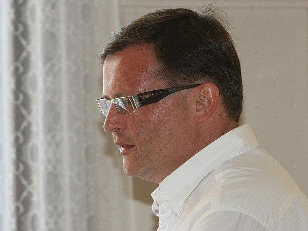 Martin Janulík u soudu v Brně.