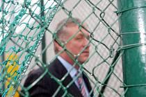 Mirek Topolánek v brněnské vazební věznici