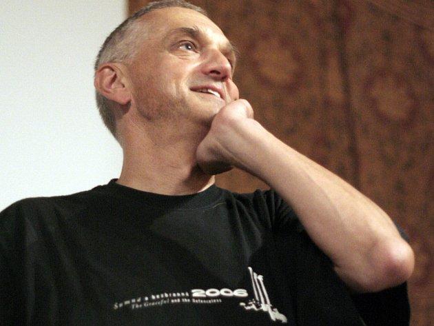 Architekt David Vávra.
